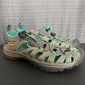 Keen Whisper Waterproof Water Sport Hiking Sandals